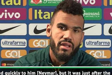 I hope that Neymar's injury is not too serious - Choupo-Moting