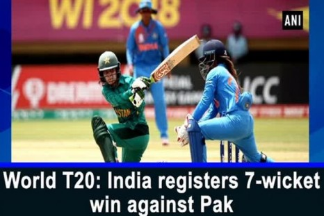 World T20: India registers 7-wicket win against Pak