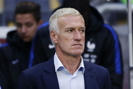 Mbappe will have scans on shoulder injury - Deschamps