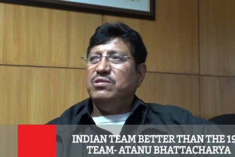 Indian Team Better Than The 1984 Team - Atanu Bhattacharya