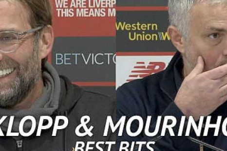 I am tired looking at Robertson - Klopp and Mourinho best bits