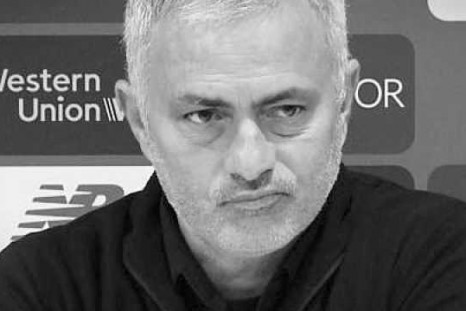 Going, going, gone! Mourinho put out of his misery