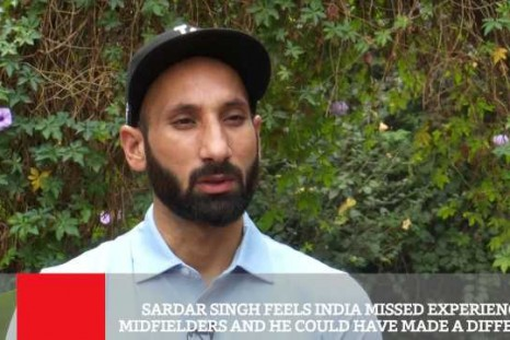 Sardar Singh Feels India Missed Experienced Midfielders