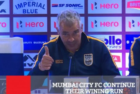 Mumbai City Fc Continue Their Wining Run