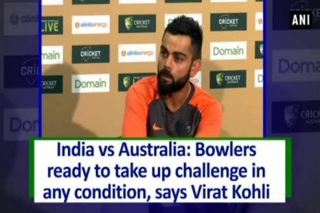 India vs Australia: Bowlers ready to take up challenge in any condition, says Virat Kohli