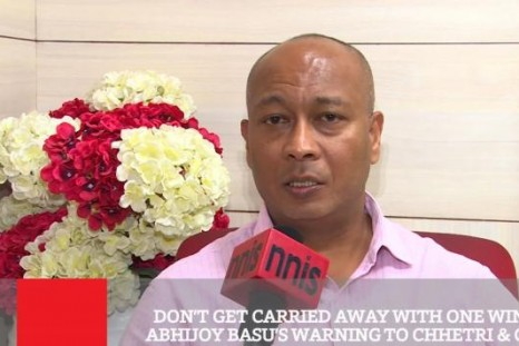 Don't Get Carried Away With One Win - Abhijoy Basu's Warning To Chhetri & Co