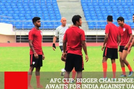 AFC Cup - Bigger Challenge Awaits For India Against UAE