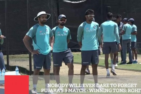Nobody Will Ever Dare To Forget Pujara's 3 Match Winning Tons - Rohit