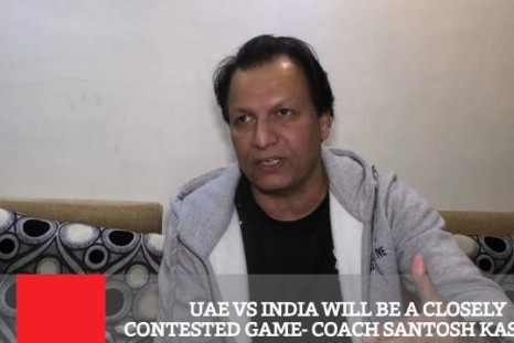 UAE Vs India Will Be A Closely Contested Game - Coach Santosh Kashyap