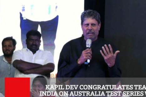 Kapil Dev Congratulates Team India On Australia Test Series Win