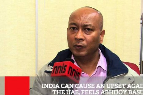 India Can Cause An Upset Against The UAE, Feels Abhijoy Basu