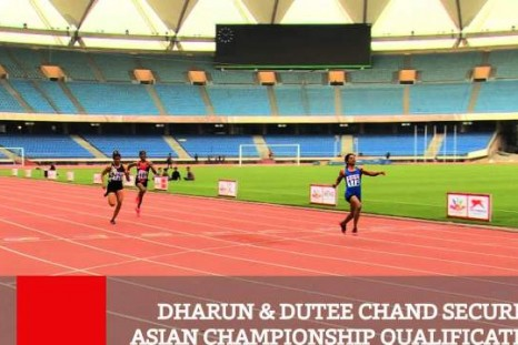 Dharun & Dutee Chand Secure Asian Championship Qualification
