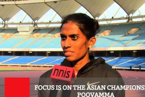 Focus Is On The Asian Championship - Poovamma