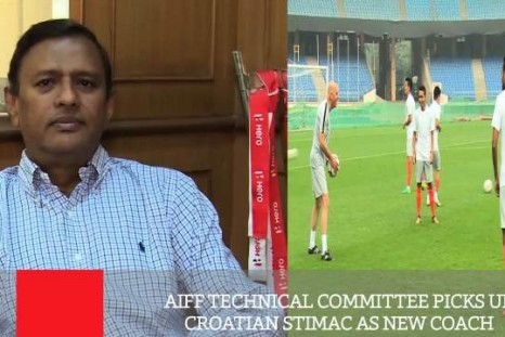 Aiff Technical Committee Picks Up Croatian Stimac As New Coach