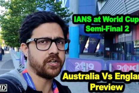 World Cup - Semi-Final 2 - Australia Vs England  Preview