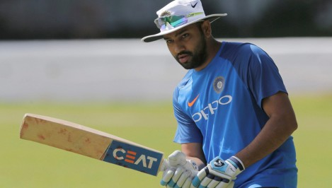 It's An Honour To Be The Vice Captain Rohit Sharma