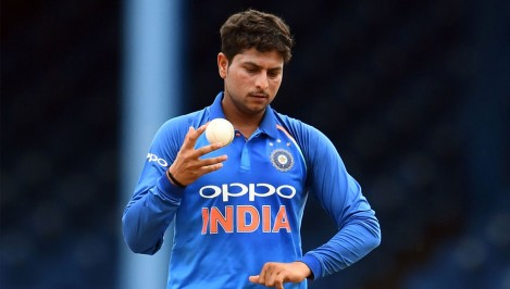 Warner Puts Pressure On Himself Against Me - Kuldeep Yadav