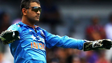Fans Happy With Dhoni's Nomination For Padma Bhushan