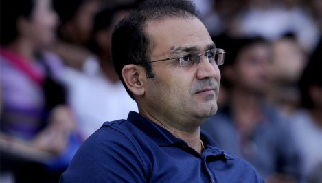 Sehwag Refuses To Speak On Any Possibility Of A Biopic