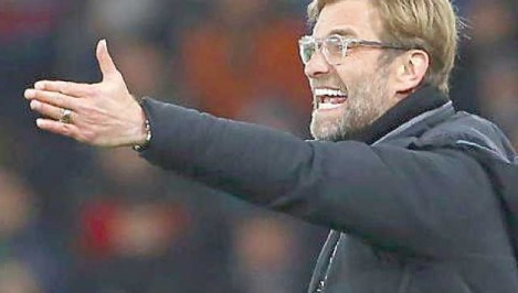 Klopp sorry for reacting to fan in Liverpool defeat