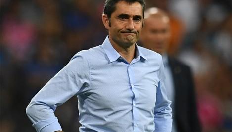 We must all enjoy Messi - Valverde