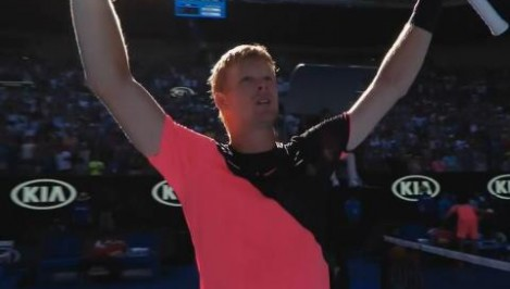 Edmund stuns Dimitrov to reach Australian Open semis