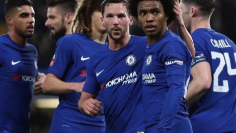 Conte excited to face Barcelona after thumping Hull