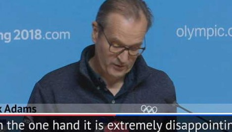 IOC disappointed if Russia doping case result is positive