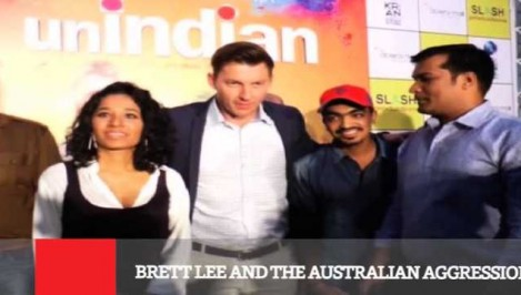 Brett Lee And The Australian Aggression