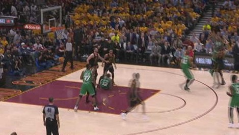 LeBron s top three plays in latest masterclass