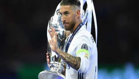 Captain fantastic Ramos brings home fourth Champions League trophy