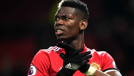 'Little issues' with Mourinho helped me grow - Pogba