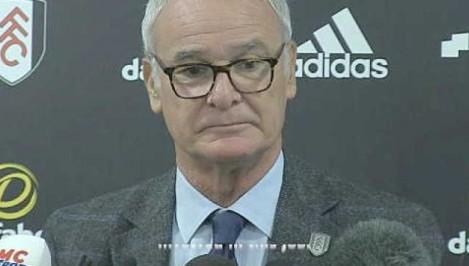 Italian job neeeded at Fulham - Ranieri