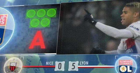 5 things lyon make history with nice rout mykhel - Nice things are nice ...