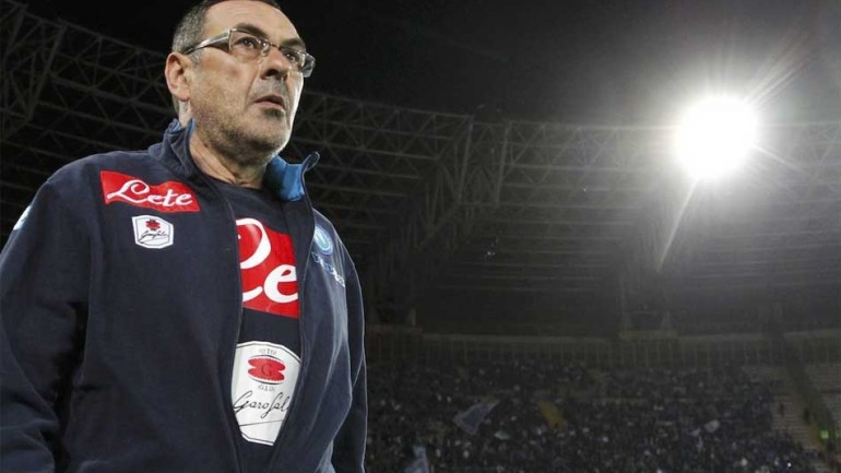 Napoli must improve to compete in Europe - Sarri
