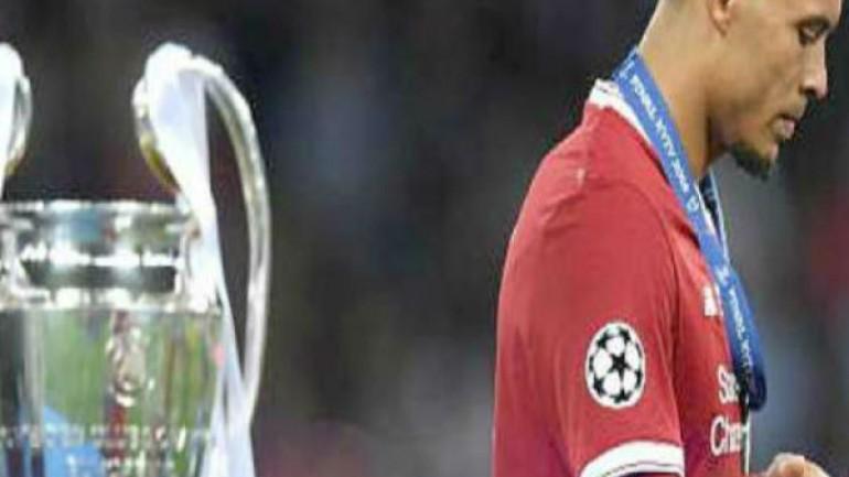 Other teams should be jealous of Liverpool - Van Dijk
