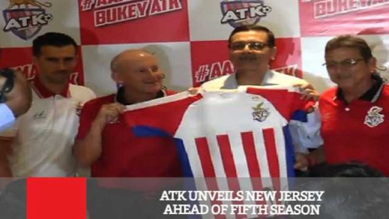 ATK Unveils New Jersey Ahead Of Fifth Season
