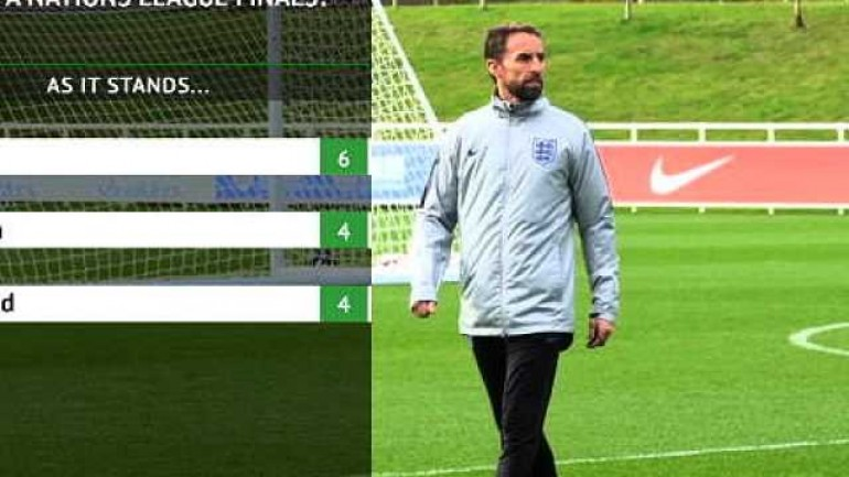 How can England qualify for the finals