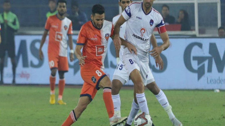 ISL: Delhi Dynamos Hold Fc Goa To A Goalless Draw At Home