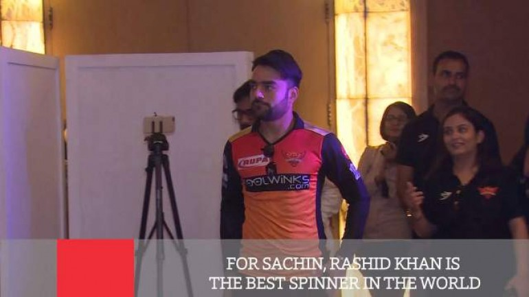For Sachin Rashid Khan Is The Best Spinner In The World