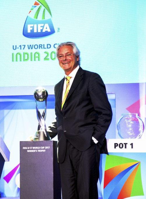 FIFA U-17 World Cup India 2017 Photos