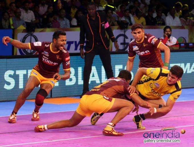 Pro Kabaddi League (PKL) 2017 Photos