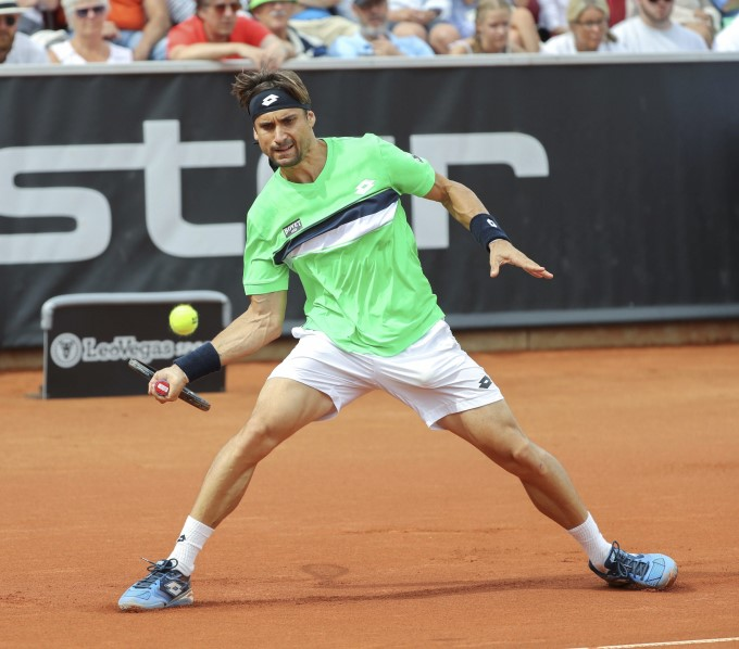 Swedish Open Tennis Tournament In Bastad Photos