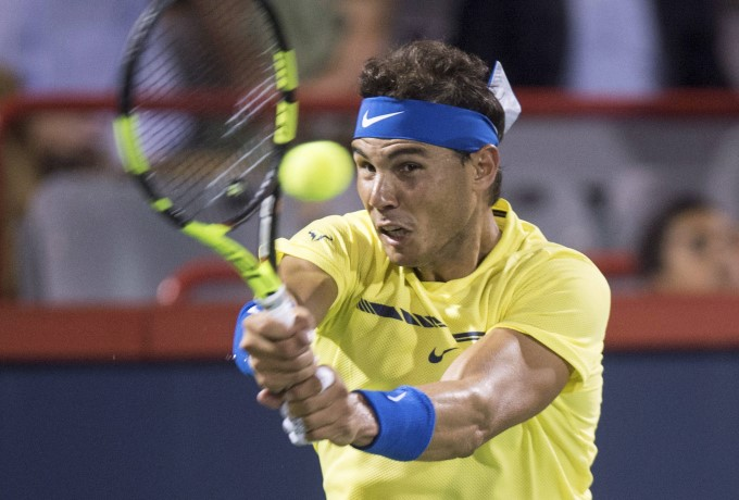 Rogers Cup Tennis Tournament Photos