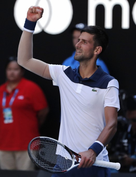 Australian Open 2018 Photos