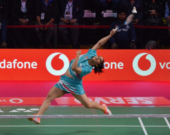 Premier Badminton League 2017-18 Photos