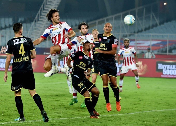 Indian Super League 2017 Photos