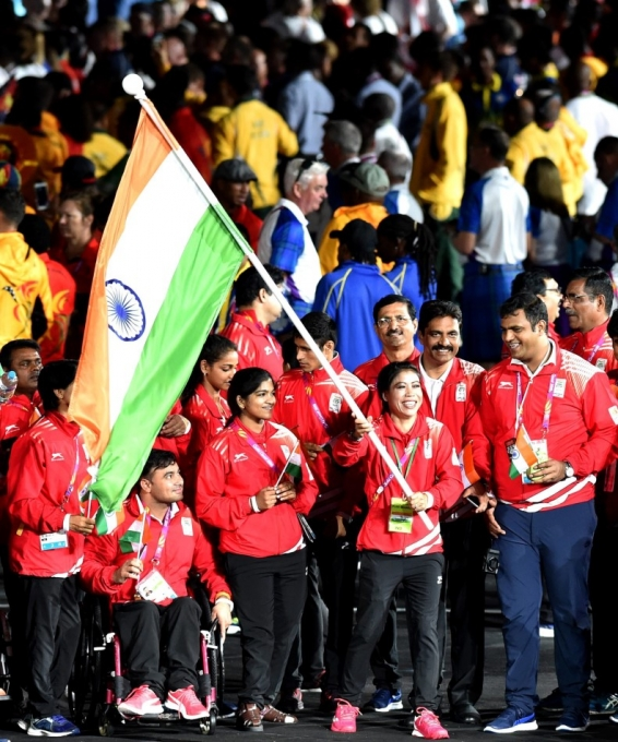 Commonwealth Games 2018 Photos