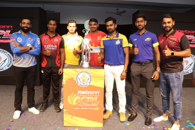 Karnataka Premier League 2018 Photos