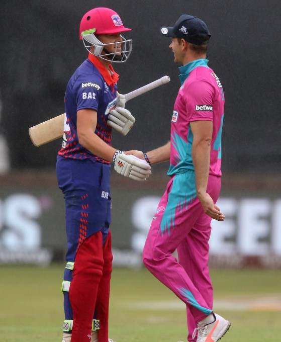 Mzansi Super League Photos